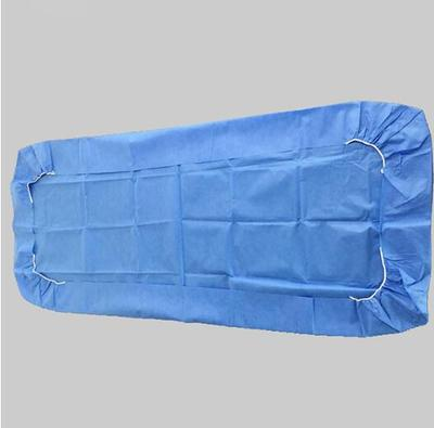 Disposable non-woven bed cover